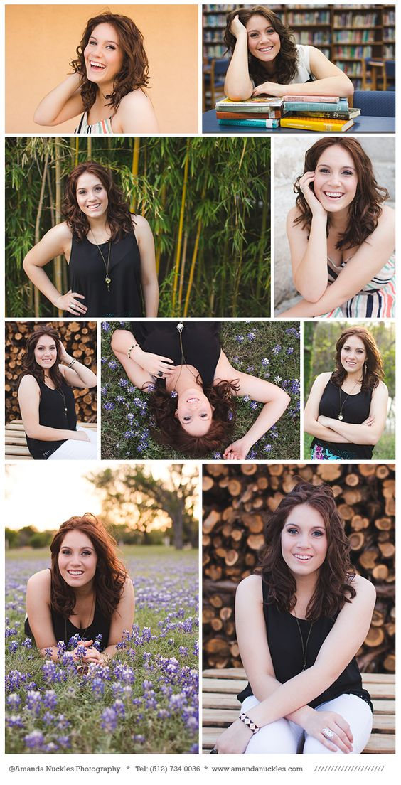 ©Amanda Nuckles Photography | www.amandanuckles... | www.facebook.com/... #Amanda Nuckles Photography #senior #girl #natural #poses #centraltexasphotographer