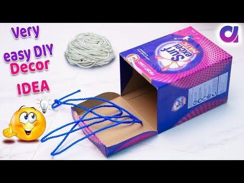 Youtube Diy Crafts Fun Diys Diy Box