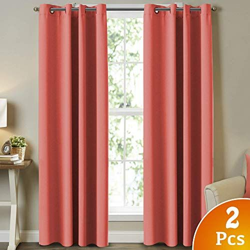Bedroom Curtain Colors Multiple Color Curtains Amazon Com Girls