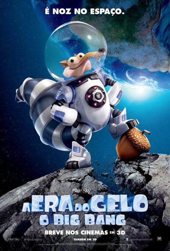 Um filme de Mike Thurmeier. Depois que o esquilo Scrat, involuntariamente, provoca um acidente espacial em sua incansável perseguição pela noz, um enorme meteoro entra em rota de colisão com a Terra, ameaçando o lar de Manny, Diego, Sid e cia. Sem...: