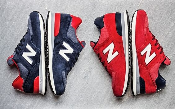 New Balance 574 Terry Pack