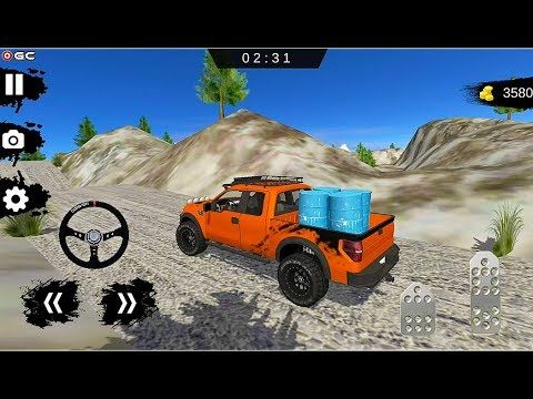 Offroad Jeep Driving Best Car Games 2019 4x4 Suv Pickup Games