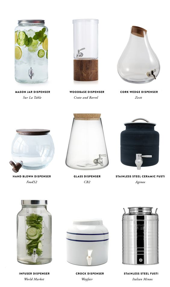 Cool Drink Dispensers  |  The Fresh Exchange