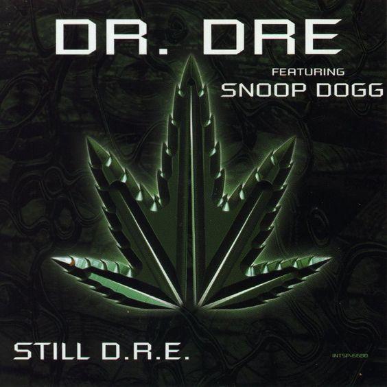 Dr. Dre, Snoop Dogg – Still D.R.E. (single cover art)