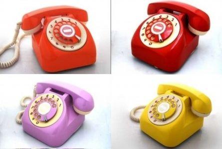 telefono vintage - Cerca con Google