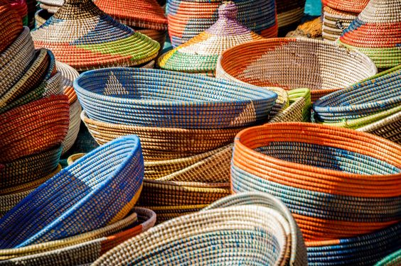 Baskets - Photographer Sheila Reeves