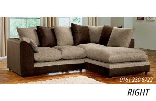 Dylan Byron Corner Group Sofa Brown And Beige Right Or Left Furniture Pinterest