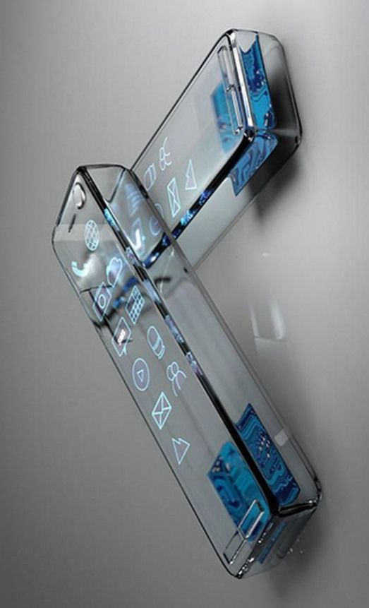A Smartphone Mockup From Samsung S Team In Norway Poking Fun At All The Extravagant Rumors Abou New Technology Gadgets Futuristic Technology Technology Gadgets