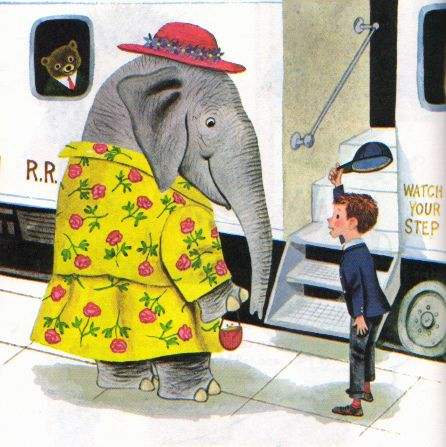 Vintage Illustrations from Little Golden Books- Great children's bedroom art on canvases or covering plain boxes or books!