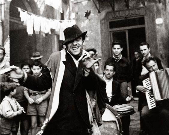 Richard Avedon - Palermo - Sicily  1947