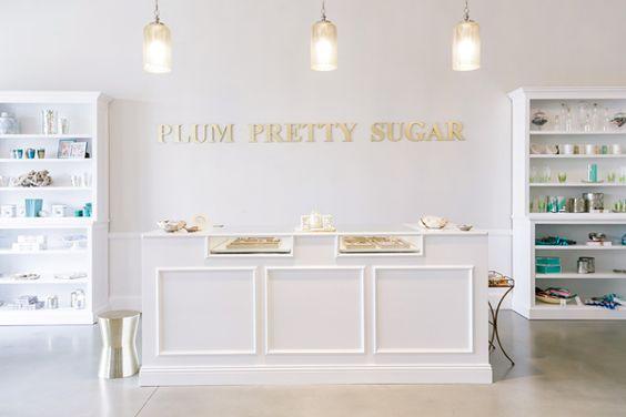 Plum Pretty Sugar // Retail Store