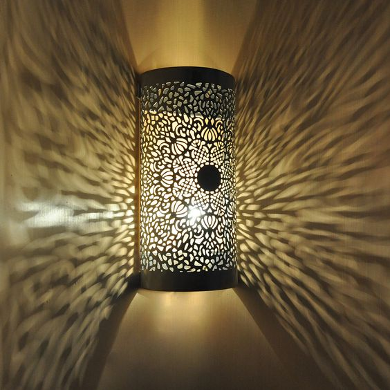 Wall Sconce Metal Wall Light Finish Wall Sconce Lighting Fixture For Living Room Bedroom Home Decor Lamp 3 X 5 5 X 12 Inch Metal Wall Light Wall Lights Wall Sconce Lighting