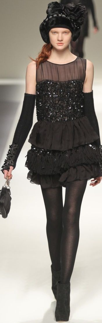 BluGirl  Fall/Winter  2012