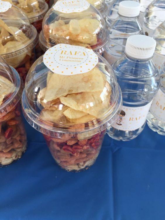 Candy bar salado vaso combinado cacahuate enchilado for Vasos para bar