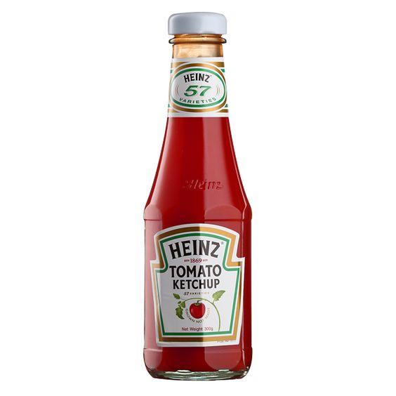 Tương Cà Heinz - Chai 300 Gram