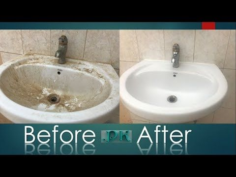 How To Clean Bathroom Tiles In 5 Minutes Home Remedies Youtube Cleaning Ceramic Tiles Cleaning Bathroom Tiles Ceramic Kitchen Sinks