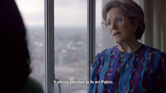 Juan Pablo Escobar,  hijo dePablo Emilio Escobar Gaviria, está furioso.  Cree que la serieNarcos,deNetflix,muestra una realidad totalmente alejada de lo que pasó en los días
