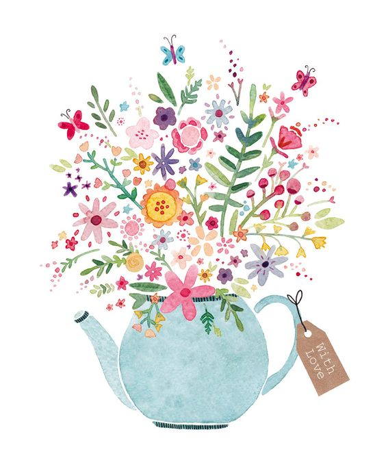 Greeting Cards - Blank Cards - Felicity French Illustration
