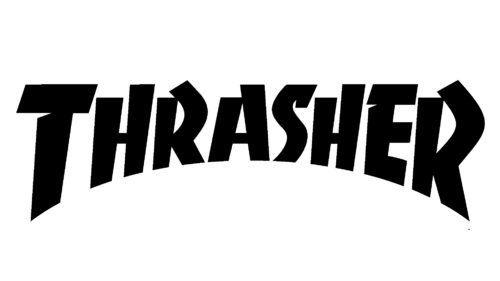 Meaning Thrasher Logo And Symbol History And Evolution Thrasher History Logo Logos