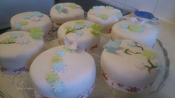 Cakes for mum....