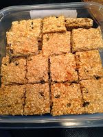 clean eating, granola bars, homemade, 21 day fix, mom, working, easy, beachbody, coach, challenge