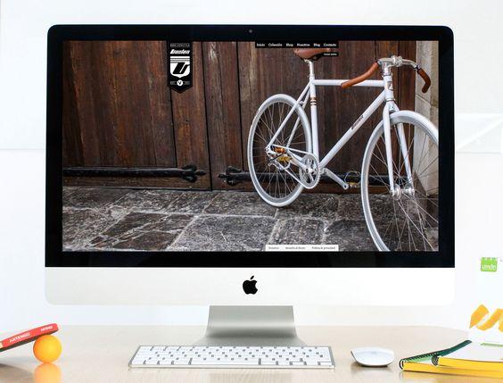 Diseño tienda online de venta de bicicletas fixed