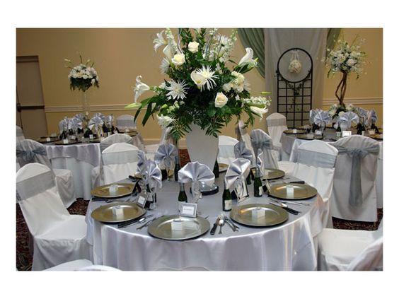 Bodas amor and chang 39 e 3 on pinterest - Decoracion de bodas de plata ...