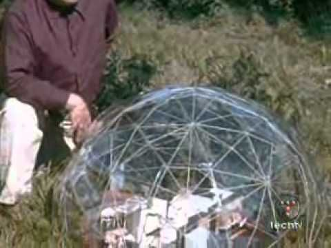 Research paper geodesic domes
