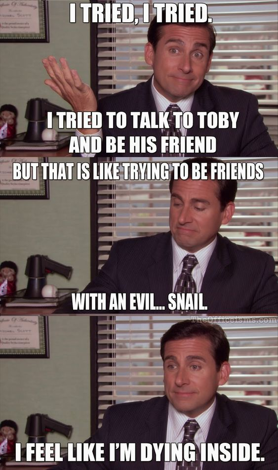 The Office-isms: Michael Scott Memes