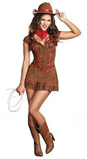 Costume Ideas for Women: Top Five Cowgirl Costumes for Women