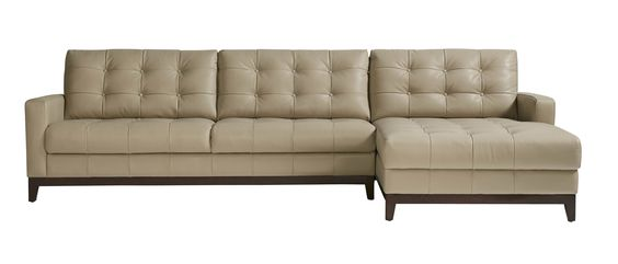 Clayton Leather Sofa