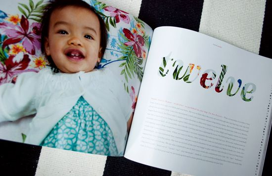 Baby Book Inspiration