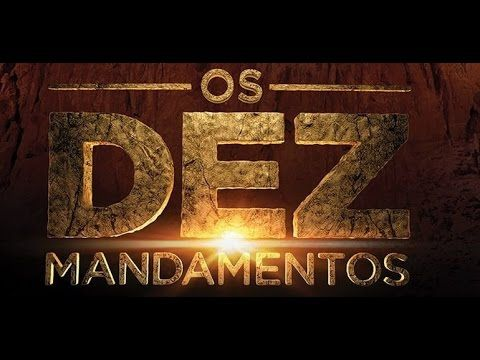 Os Dez Mandamentos 3D Digital