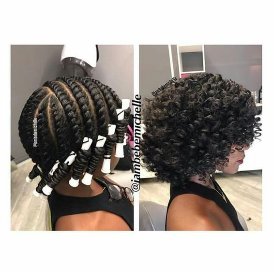 35 Gorgeous Natural Hairstyles For Medium Length Hair With Images