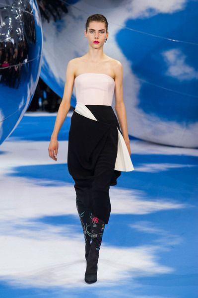 Dior, fall 2013