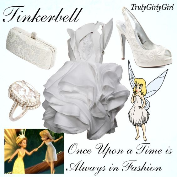 Disney Style: Tinkerbell (2), created by trulygirlygirl on Polyvore