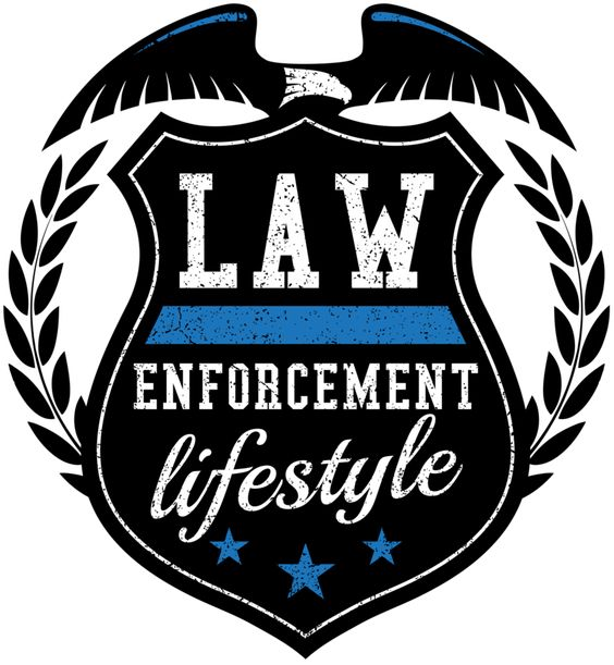 law enforcement symbols -#main