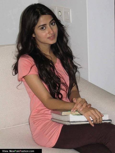 Sajal ali, Ali and Makeup on Pinterest