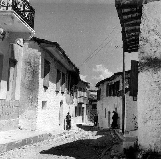 Οδός Παντοκράτωρος , 1941