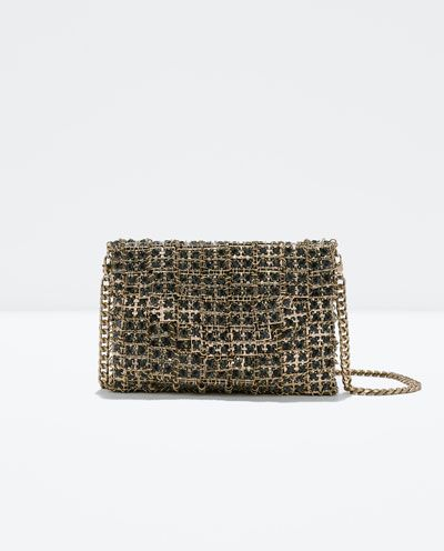 CRYSTAL JEWEL HANDBAG-Woman-NEW THIS WEEK | ZARA United States