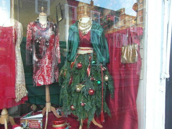 xmas tree dress