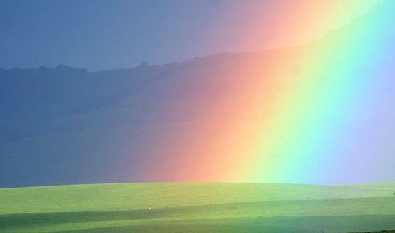 rainbow shower by john basus