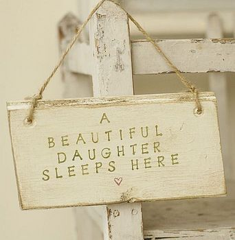A Beautiful Daughter