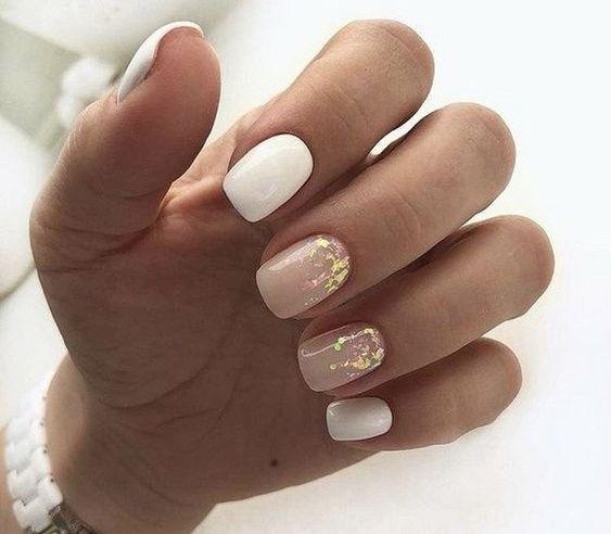 acrylic nail color ideas