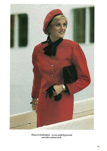 Diana Red coats and Princess diana on Pinterest