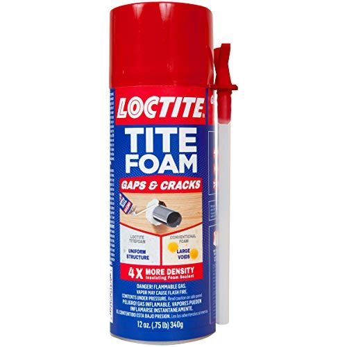 Loctite Titefoam Insulating Foam Sealant One 12 Ounce Ca Https Www Amazon Com Dp B01n21kq4i Ref Cm Sw R Pi Spray Insulation Sealant Spray Foam Insulation