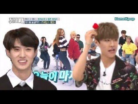 Weekly Idol Cover Dance Exo Twice Wanna One Etc Weekly Idol Music Publishing Dance