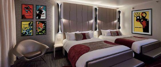 Marvel-Hotel