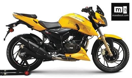 Tvs Apache Rtr 200 Fi Variant Price 1 07 000 In India Read