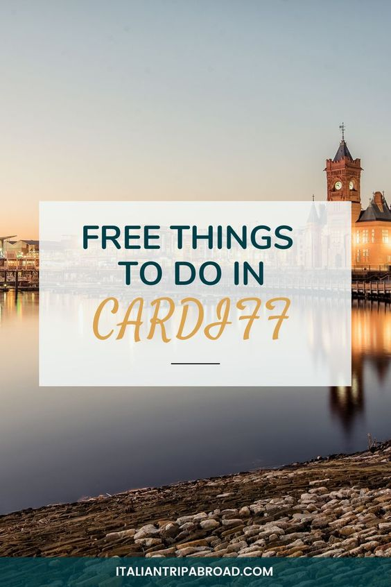 Free things to do in Cardiff